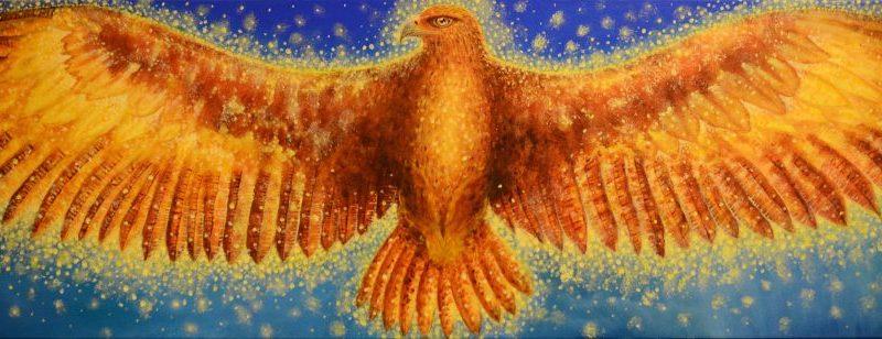 A Águia Sagrada